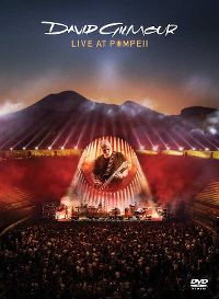 Cover David Gilmour - Live At Pompeii [DVD]